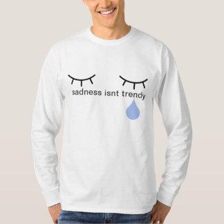 sadness isnt trendy longsleeve tshirts