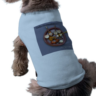 Sado-Domestics Two-Egg Scrambler Doggie T-Shirt