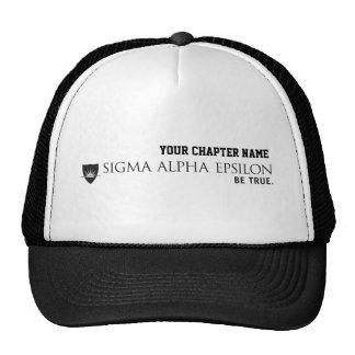 SAE Brand Black Hats