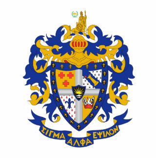 SAE Coat of Arms Color Cutout