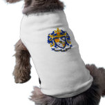 SAE Coat of Arms Color Dog Clothes