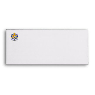 SAE Coat of Arms Color Envelopes