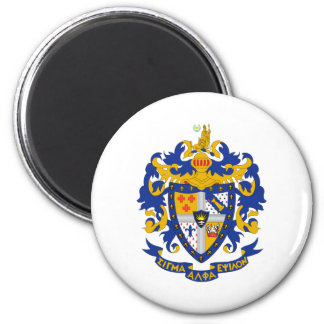 SAE Coat of Arms Color Magnet