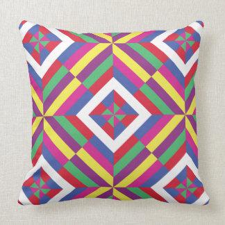 Saekdong Korean Buddhist Lucky Stripes Origami Pillows