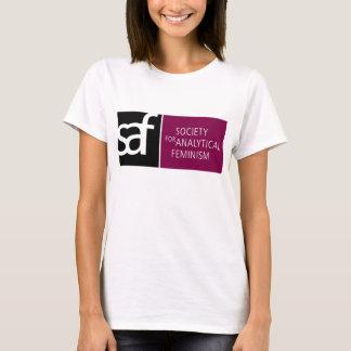 SAF logo T (front only) T-Shirt