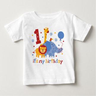 Safari 1st Birthday Tees