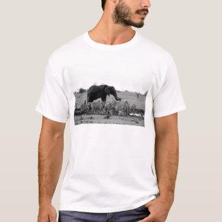 Safari Africa Cute Adorable Destiny Elephant T-Shirt
