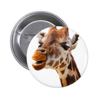 Safari Africa Jungle Giraffe Pins