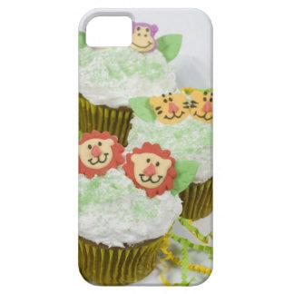 Safari animal party cupcakes. iPhone SE/5/5s case