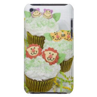 Safari animal party cupcakes. iPod Case-Mate cases
