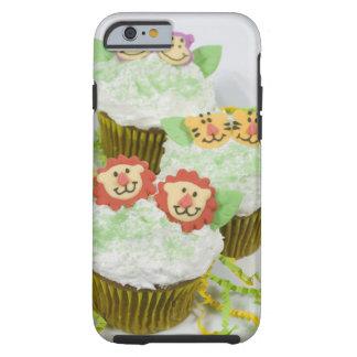 Safari animal party cupcakes. tough iPhone 6 case