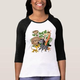 Safari animal t-shirts