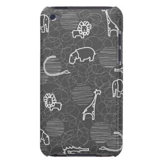 safari animals 5 iPod Case-Mate case