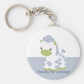 Safari Babiez Boy Key Chain-Tag 2 Keychain