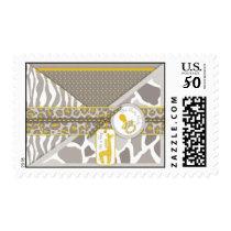 Safari Baby Stamp