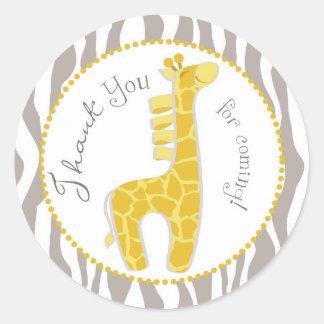 Safari Baby Sticker GIR2
