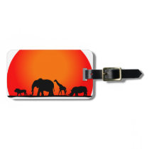 Safari Bag Tag
