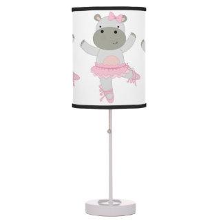 Safari Ballerina Table Lamp