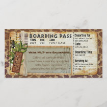 Safari Boarding Pass