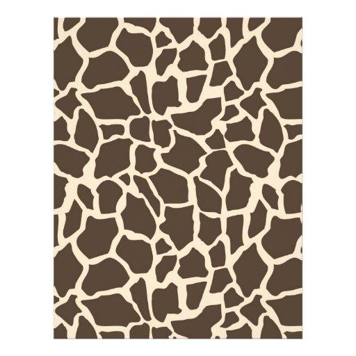 "Safari Boy Dual-Sided Scrapbook Paper A 8.5"" X 11"" Flyer"