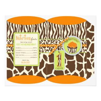 Safari Boy OR Puff Box 1 Flyer