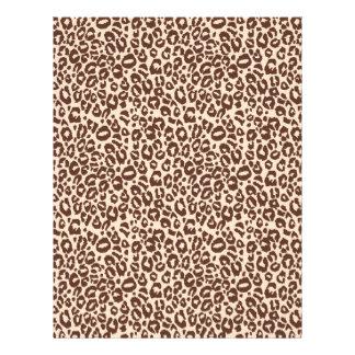 Safari Boy Scrapbook Paper Cheetah
