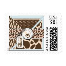 Safari Boy Stamp B