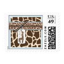 Safari Boy Stamp C