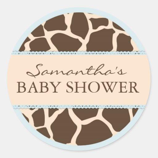 Safari Boy Sticker D