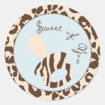 Safari Boy Sticker E