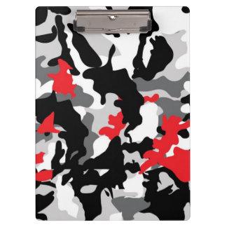Safari caliente del camuflaje blanco y negro