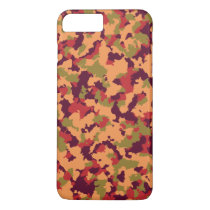 Safari Camouflage iPhone 7 Plus Case