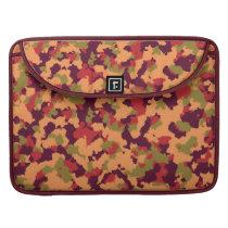 Safari Camouflage MacBook Pro Sleeves