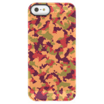 Safari Camouflage Permafrost iPhone SE/5/5s Case