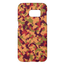 Safari Camouflage Samsung Galaxy S7 Case