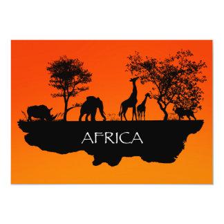 Safari Card