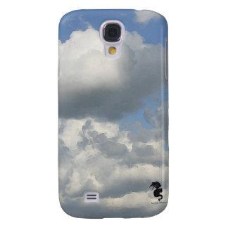 Safari Clouds iPhone case Samsung Galaxy S4 Covers