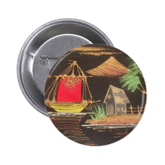 Safari de moda de la nave de la vela del vintage d pin