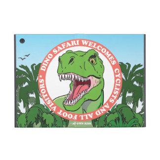 Safari del dinosaurio de T Rex iPad Mini Cárcasas