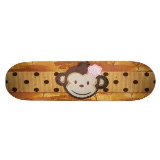 """Safari del mono patineta 7 3/8"""""""