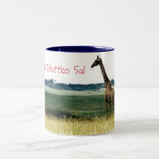 Safari Didattico 5al Two-Tone Coffee Mug