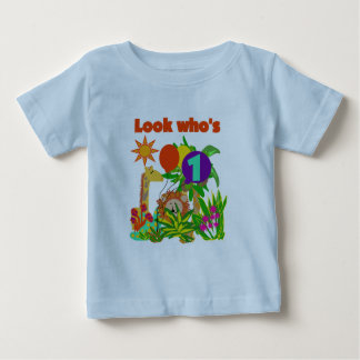 Safari First Birthday Tshirts and Gifts
