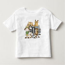 Safari Girl T-shirts and Gifts