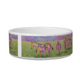 Safari Glory Pet Bowl