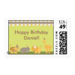 Safari Jungle Fun Postage Stamp
