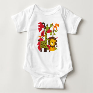 Safari Life Baby Bodysuit