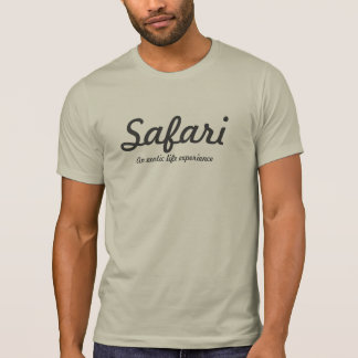 Safari light Grey T-Shirt