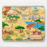 safari mouse pad