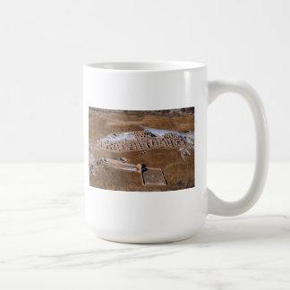 Safari New México del aire -- Quivira magnífico Taza Clásica