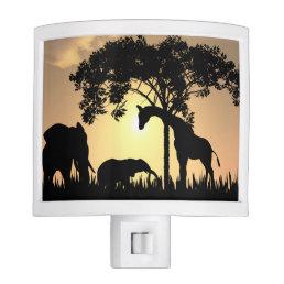 Safari nightlight